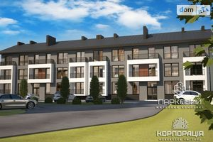 Продается 1-комнатная квартира 37.58 кв. м в Ужгороде