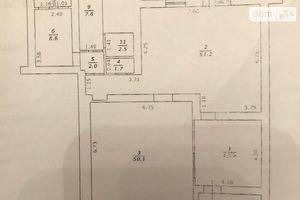 Сдается в аренду офис 147.6 кв. м в нежилом помещении в жилом доме