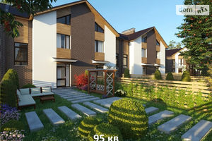 Продається будинок 2 поверховий 83 кв. м з меблями