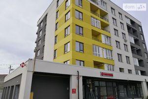 Продается 1-комнатная квартира 46.2 кв. м в Тернополе
