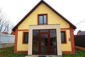 Продается дом на 2 этажа 95 кв. м с баней/сауной