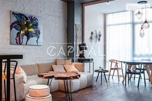 Сдается в аренду 1-комнатная квартира 60 кв. м в Киеве