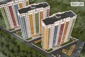 Продается 1-комнатная квартира 37.1 кв. м в Одессе