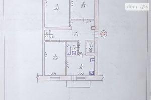 Продается 3-комнатная квартира 69 кв. м в Житомире