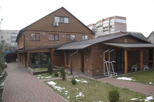 Продается дом на 2 этажа 770 кв. м с камином