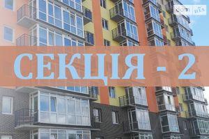 Продается 2-комнатная квартира 59 кв. м в Чернигове