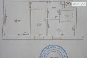 Продається 2-кімнатна квартира 47.3 кв. м у Іллінцях