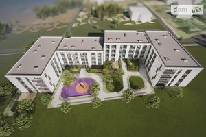 Продается 1-комнатная квартира 34.1 кв. м в Тернополе