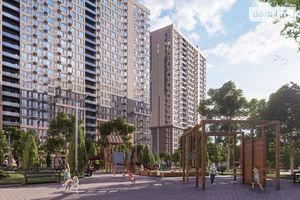 Продается 1-комнатная квартира 32.73 кв. м в Киеве