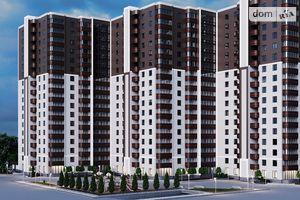 Продается 1-комнатная квартира 67.38 кв. м в Черкассах