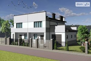 Продається будинок 2 поверховий 119.2 кв. м з мансардою