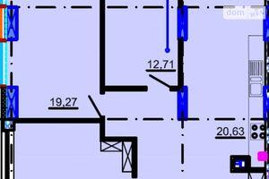 Продается 3-комнатная квартира 94.16 кв. м в Днепре