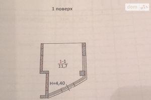 Продается объект сферы услуг 12 кв. м в 4-этажном здании
