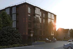 Продается помещения свободного назначения 50 кв. м в 5-этажном здании