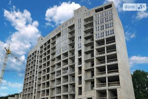 Продається 1-кімнатна квартира 43.63 кв. м у Чернігові