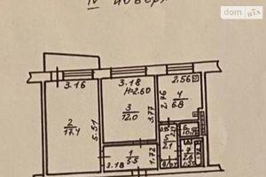 Продається 1-кімнатна квартира 46 кв. м у Одесі