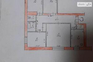 Продается 4-комнатная квартира 76.8 кв. м в Житомире