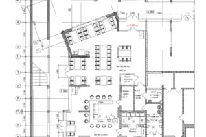 Здається в оренду кафе, бар, ресторан 280 кв. м в 10-поверховій будівлі