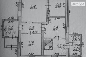 Продається одноповерховий будинок 100 кв. м з балконом